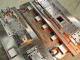 Stamping dies and tooling